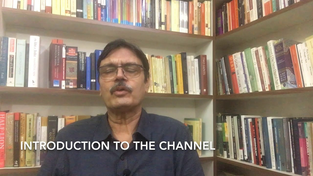 Mahatma Gandhi :Introduction Of The Channel By Naresh Dadhich