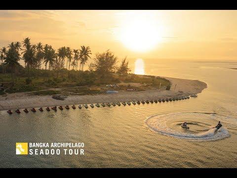 Bangka Archipelago - Seadoo Tour