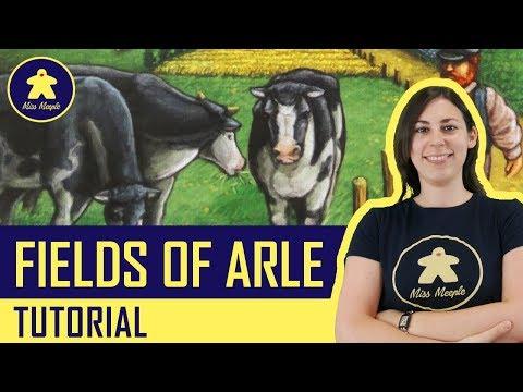 Fields of Arle Tutorial - Giochi per due - La ludoteca #53
