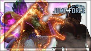 jump force customization