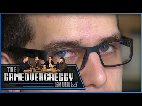 Colin Is Upset - The GameOverGreggy Show Ep. 117