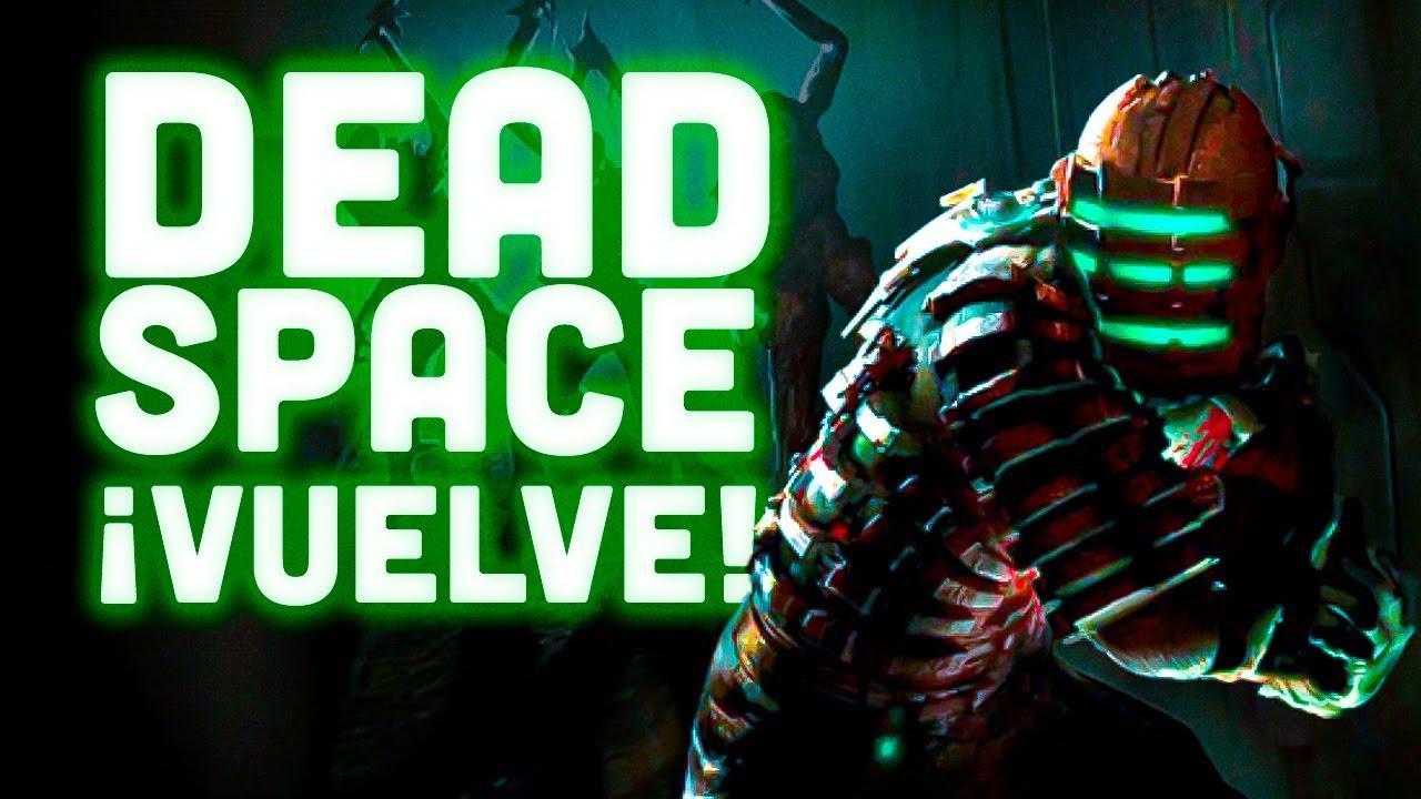 El REGRESO de DEAD SPACE: TODO lo que NECESITAS SABER sobre el REMAKE para PC, PS5 y XBOX SERIES