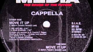 Cappella - Move It Up (Mars Plastic Mix)