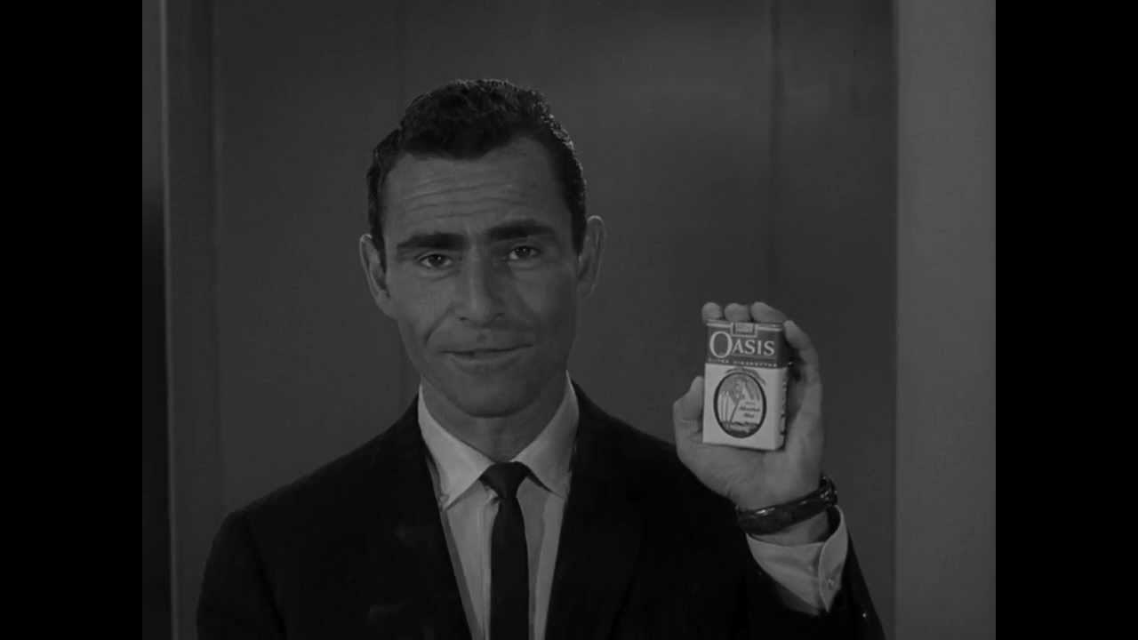 serling has an oasis of suggestions