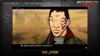 GTA Chinatown Wars - Intro & Mission #1 - Yu Jian