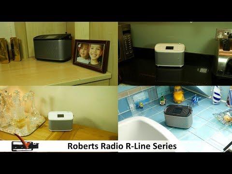 Roberts Radio, The R100 a DAB/DAB+/FM/Internet Wi-Fi & Bluetooth Multi Room Radio Review