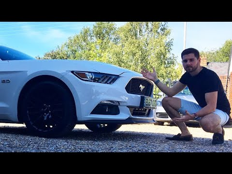 2017 Ford Mustang GT Fastback 5.0 V8   Future Classic Car Review   The American Icon