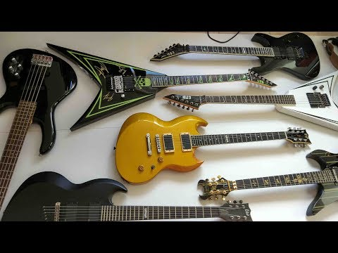 6 Metal Guitars At Half Price