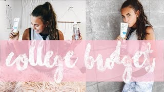 HOW TO LOOK GLAM ON A COLLEGE BUDGET || Natalie-Tasha Thompson