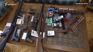 ԱԱԾ-ն նախկին պատգամավոր Առաքել Մովսիսյանին պատկանող ապօրինի զենք ու ռազմամթերք է հայտնաբերել