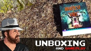 Shivers II: Harvest of Souls - Unboxing + Gameplay
