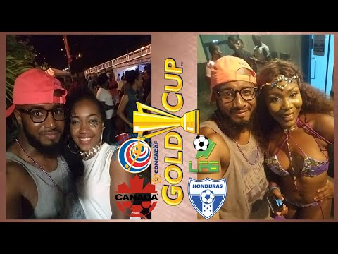 🇨🇦CANADA VS COSTA RICA 🇨🇷 1-1|🇬🇫 FRENCH GUIANA VS HONDURAS 🇭🇳 0-0 REACTION |CARNIVAL VLOG
