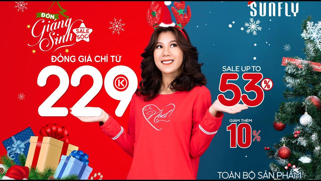 Đón Giáng Sinh – Rinh Sale Sốc