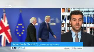 UK y UE pactan primer paquete de reglas para