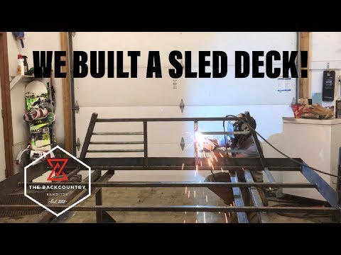 Affordable Single Sled Deck Doovi