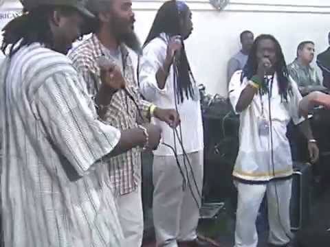 GAHFU, Inc. Presents Guatemala's Garifuna Music 4
