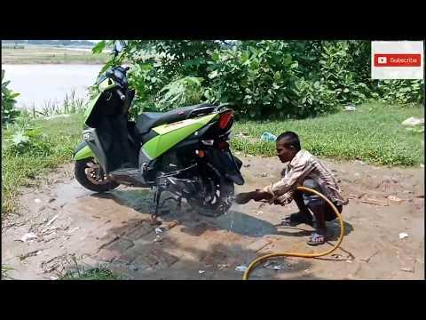 After Washing Start Problem  TVS Ntorq  2018