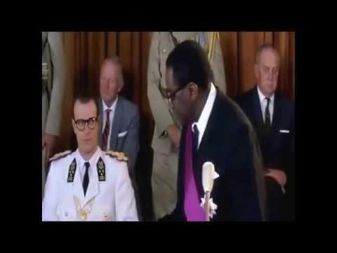 Film de Patrice Lumumba HISTOIRE VRAIE