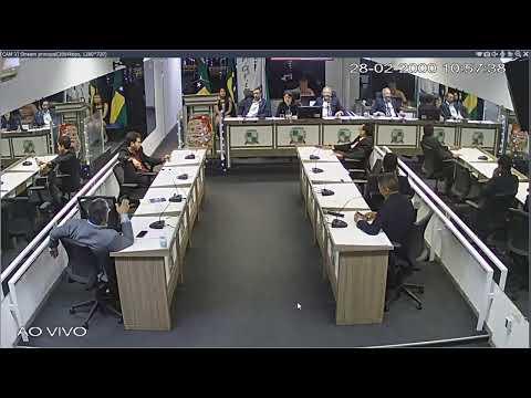 66ª Sessão Ordinária da Câmara Municipal de Campo do Brito 12/12/2019