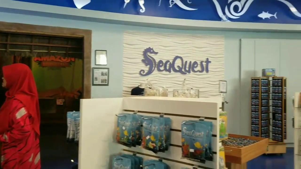 Seaquest Interactive Aquarium Las Vegas