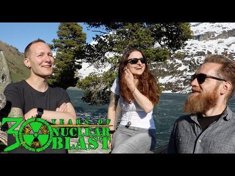 CELLAR DARLING - A Trip To Switzerland: Q&A Part 1 (OFFICIAL INTERVIEW)