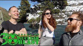 CELLAR DARLING – A Trip To Switzerland: Q&A Part 1 (OFFICIAL INTERVIEW)