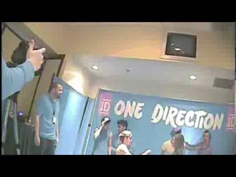 my one direction meet and greet experience 2013