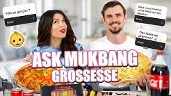 Ask/Mukbang Grossesse : Fille ou Garçon ? 👶