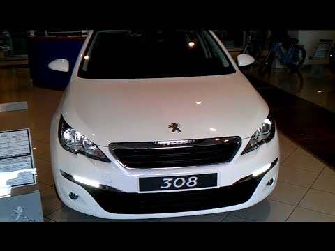 2014 peugeot 308 1 6 hdi full vehicle tour youtube. Black Bedroom Furniture Sets. Home Design Ideas