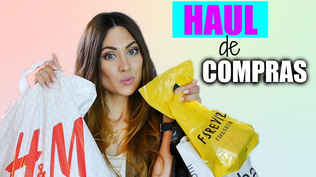HAUL de COMPRAS!! Ropa, Zapatos, Complementos, Bikinis | Lizy P