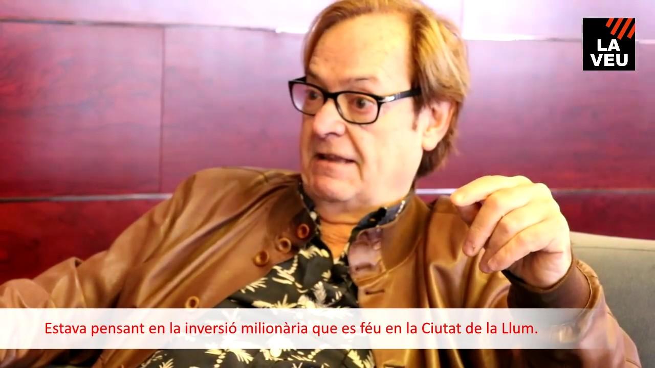 Entrevista a Ventura Pons, director, guionista i productor de cinema ...