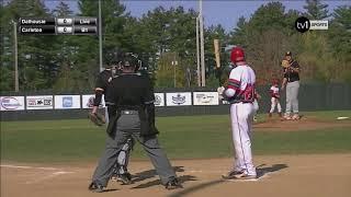 Dalhousie Tigers vs Carleton Ravens Semi-Finals CCBA 2017 National Baseball Championships