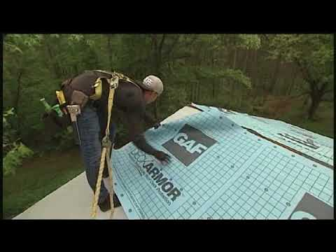 Tearing Off & Replacing an Asphalt Shingle Roof