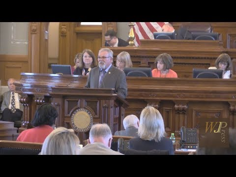 Kansas House debates and passes hospital concealed carry exemption