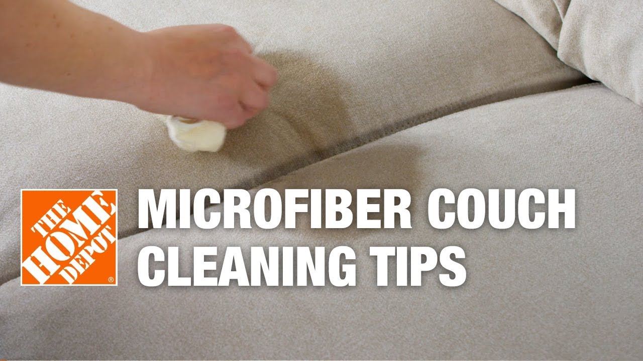 How To Clean A Microfiber Couch The