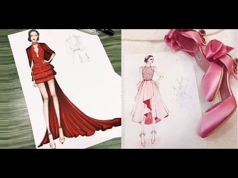 Các mẫu thiết kế đẹp từ bản vẽ đến sản phẩm hoàn hảo