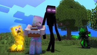 Romantic Story - Giselle and Endermen