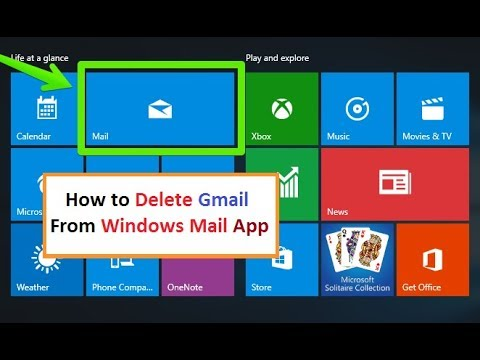 How to Change Email in Windows 10