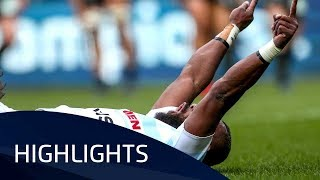 ASM Clermont Auvergne v Racing 92 (QF4) - Highlights – 01.04.2018