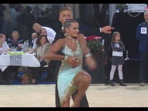 Alizée et Andriy | ChaCha | 1er trophée du Pays des Couleurs