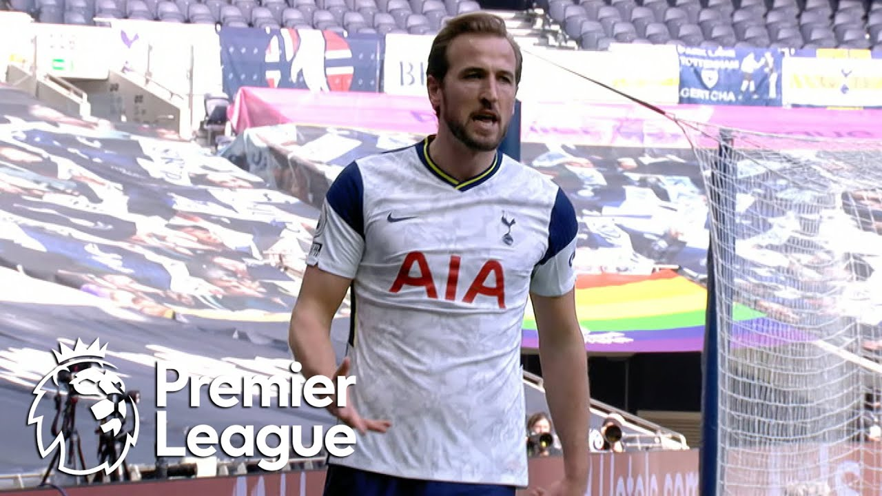 Harry Kane makes it 2-0 to Tottenham against Burnley | Premier League | NBC Sports
