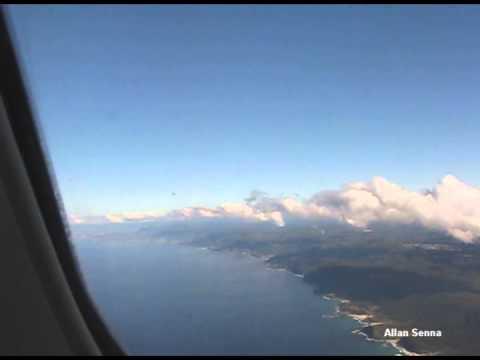 Flight Fiji - Australia