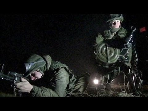 Russian military and NATO both increase presence close to Ukraine