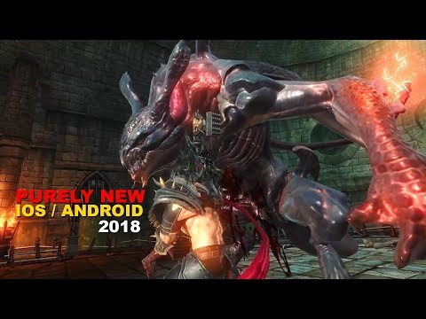 Top 10 Purely New Games For IOS Android