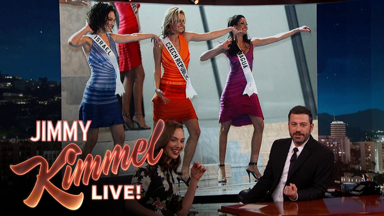 """Jimmy Fallon Is No Match for Gal Gadot in """"Box of Lies"""""""