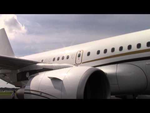 Airbus Corporate Business Jet