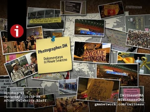 """I-Witness: """"Photographer.DH"""", a documentary by Howie Severino (full episode)"""