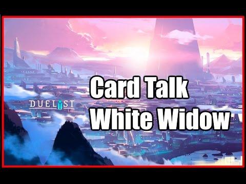 Card Talk: White Widow