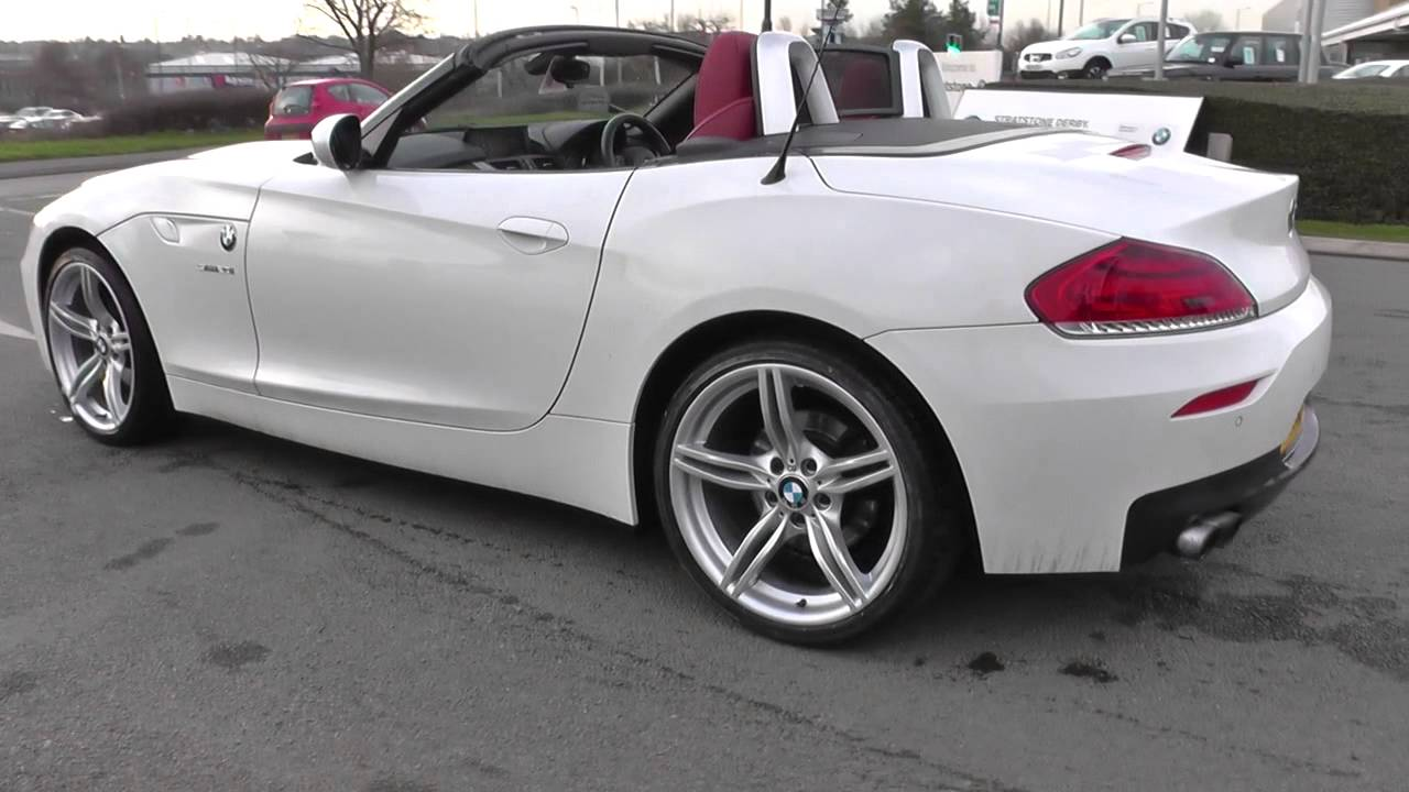 Bmw Z4 20i Sdrive M Sport 2dr Auto U18706 Youtube