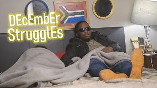 Luh and Uncle - December Struggles (MDM Sketch Comedy)